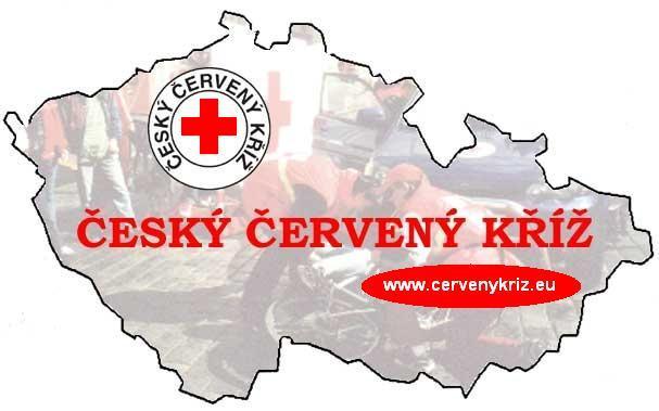 Oficiální webová prezentace Českého červeného kříže